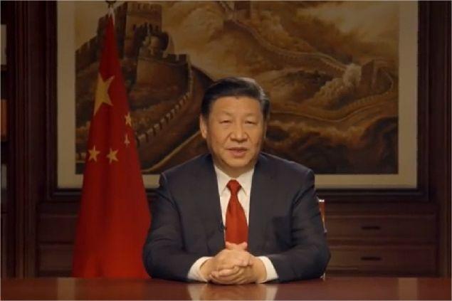 중국 국가주석 시진핑. 사진=유튜브 영상 캡처