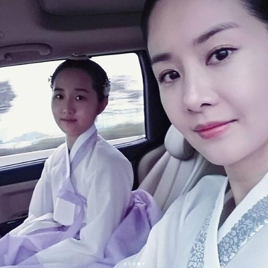 김가연 딸