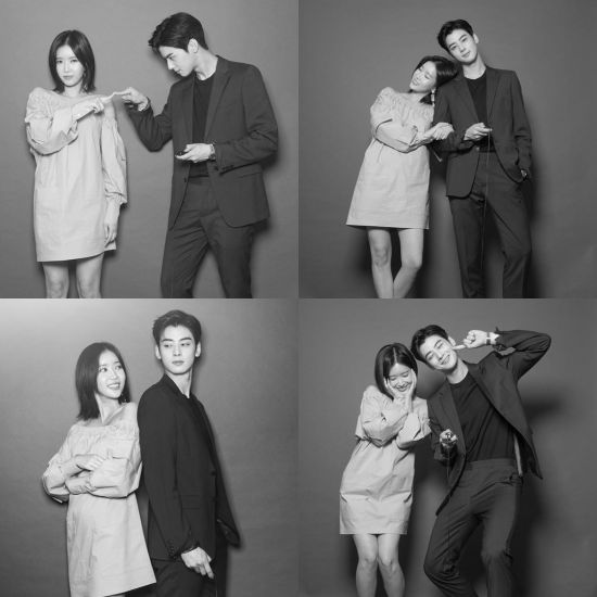 <p>My ID is My ID is Gangnam Beauty Cha Eun-woo Im Soo-hyang has released a couple shots boasting a perfect visual.</p><p>The last 4 days Im Soo-hyang posted several photos along with the sentence At 11 oclock #jtbc Turgi # My ID is My ID is Gangnam Beauty # Division Seat # Gumire.</p><p>Among the published pictures, the compilation channel JTBC Gumdorama My ID is My ID is Gangnam Beauty (Screenplay Choi Soo Young and Director Cheson Bom) is showing Im Soo-hyang and Cha Eun-woo appearance Has been done. The two gazed at the camera, struck the fiddling, showed a close look with their arms folded. Especially for the warm visuals of the two people netizens are giving an impression.</p><p>Meanwhile, Im Soo-hyang Cha Eun-woo appeared My ID is My ID is Gangnam Beauty is broadcast every week on Friday, Saturday evening at 11 oclock.</p>