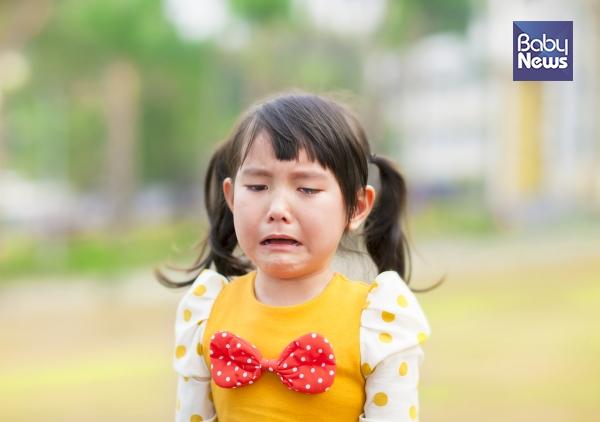 말보다 눈물이 먼저인 아이, 왜 그럴까요?