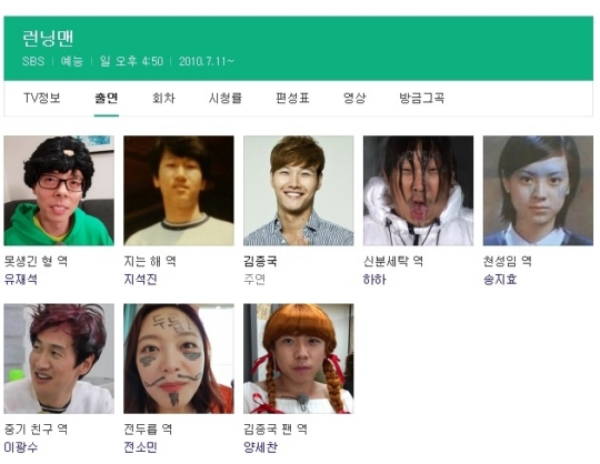 <p>Dengeki change was made to the Propyl group portal site of members of SBS Running Man.</p><p>Kim Jong-guk first won the race spreading with the right to change the members Propyl group at Running Man which was broadcast on May 5, and the chance that he can select and change the Propyl group with the artistic name and photograph Respectively.</p><p>Except for Kim Jong-kuk, Yoo Jae-seok is ugly type, Ji Suk-jin is sunset, ha ha is washing laundry, Sung Jiyo is nature, Lee Kwang-soo is middle-term friend Yansecang is declared as Kim Jong Kook Fan, Jeon So-min is All Udo.</p><p>Immediately after the broadcast, it will be reflected on the official website of Running Man, and soon the Propyl group will be changed next to the Googleplex and will laugh. You can check the change Propyl group at once by searching Running Man + Judge Name like Running Man Yoo Jae Suk , Running Man Jeon So-min in the portal search box.</p><p>Through this penal event, interest has been gathered as to what kind of strange feature the Running Man that gained control of real-time search words will go forward.</p><p>Running Man which records high topic every time is broadcast every Sunday at 4:50 pm.</p>