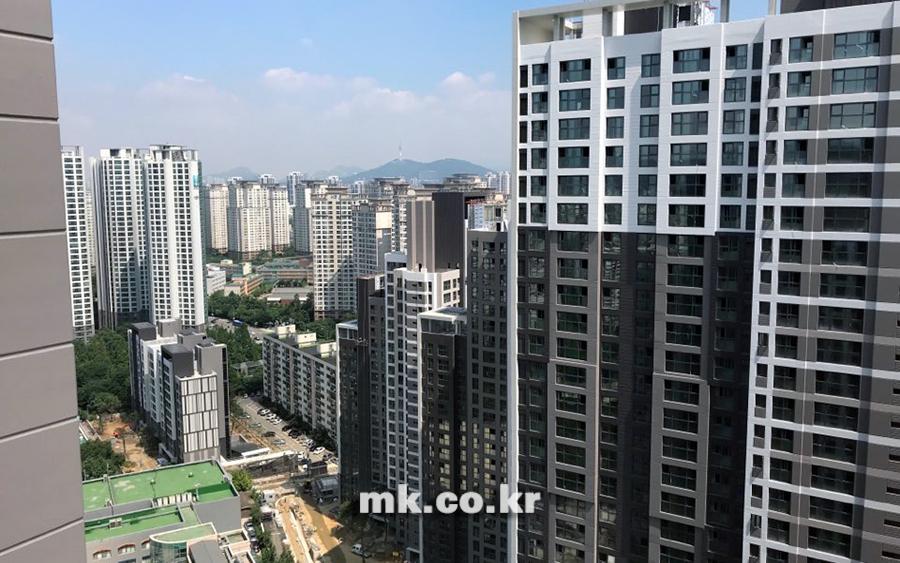 서울 강남 아파트 단지 전경 [사진 이미연 기자]