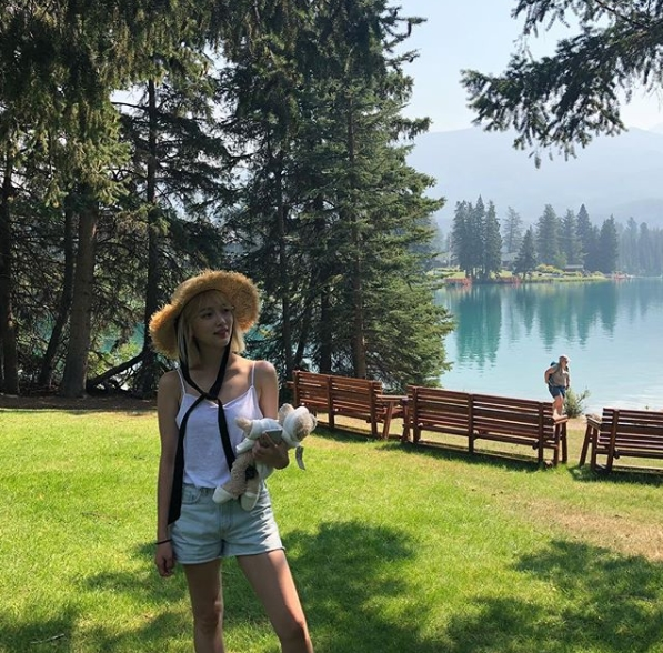 <p>Actor Pyo Ye-jin has released a picture of the Canada trip.</p><p>On August 13th, Pyo Ye-jin posted a picture with a sentence Jasper (Canada Vancouver Great Smoky Mountains National Park) on his own Instagram.</p><p>The figure of Pyo Ye-jin with a doll holding a straw hat in the photo was put in. Pyo Ye-jins delicate arm Skyline and legs stand out. The refreshing beauty of Pyo Ye-jin is in harmony with the landscape shown in the figure.</p><p>The fans who touched the picture showed reactions such as Gramophone and thought, Why is it so beautiful, It is very beautiful, always only good things.</p><p>Pyo Ye-jin appeared in the tvN drama Gimbiso is Why broadcasted recently, diverged the appeal full of rice per cup and received the love of viewers</p>