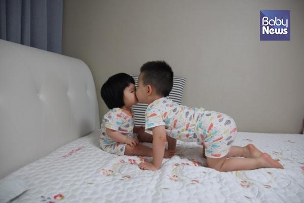 아이가 둘이라서 이런 게 좋다?