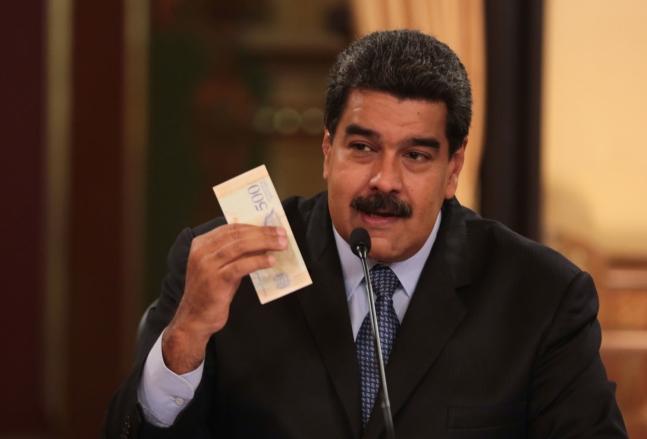 니콜라스 마두로 베네수엘라 대통령(사진=EPA 연합뉴스)