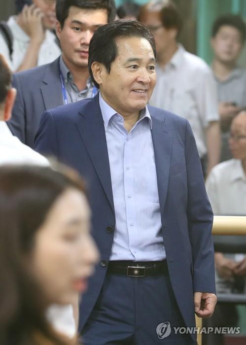 자유한국당 심재철 의원 [연합뉴스 자료사진]