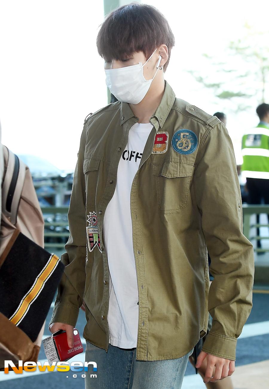 <p>Group Wanna One departed Manila, Philippines via Incheon International Airport Terminal # 1 on September 1st car on World Tour.</p><p>On this day, Wanna One (River Daniel, Bakjifun, Idefi, Kim Jae-hwan, Ong Voice Actor, Shin Shinjo, LA Igwan Lin, Yun Jison, Fang Min Hyeon, Bejin Young, Ha Nebula) are leaving.</p>