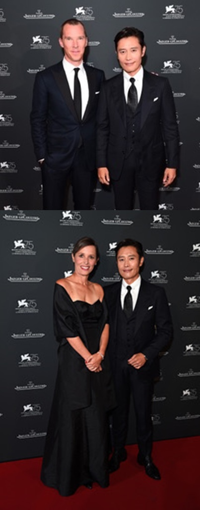 <p>In Switzerlands fine watchmaking brand Jaeger LeCourtur, in January, at the Swiss luxury watch trade fair (SIHH), a global movie actor, Benedict Cumberbatch, was selected as the brand Ambassadors, . Also, in June, the first Korean film actor Lee Byung Hun has been selected Ambassadors as Jaguar-LeCoultre brand.</p><p>Two actors representing the brand, Benedict Cumberbatch and Lee Byung-hong attended the 75th Venice International Film Festival Gala Dinner sponsored by Jaguar-LeCoultre on August 31 (local time) , Collected many topics.</p><p>Two actors It is hard acting skill and enthusiastic dedication of their acting always, not appearing in reality, the appearance of constant efforts are similar to each other. As an actor Jaeger-LeCoultre Ambassadors will gather expectations on what kind of activity will be shown in the future.</p><p>Meanwhile, we have been continuously developing original time pieces that are evaluated as the legend of Jaeger LeCur Turfine Watchmaking who is active as the main sponsor of the Venetian International Film Festival for 14 years.</p>