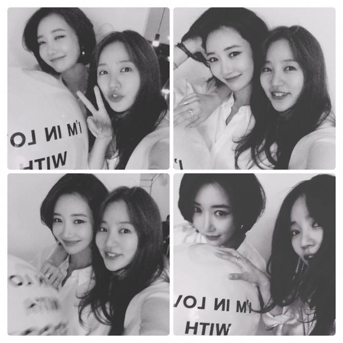 yoon eun hye instagram