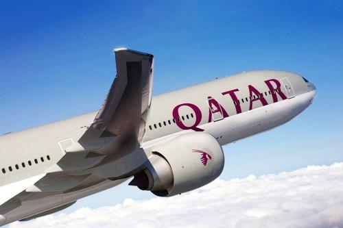 카타르항공 여객기[공식트위터]