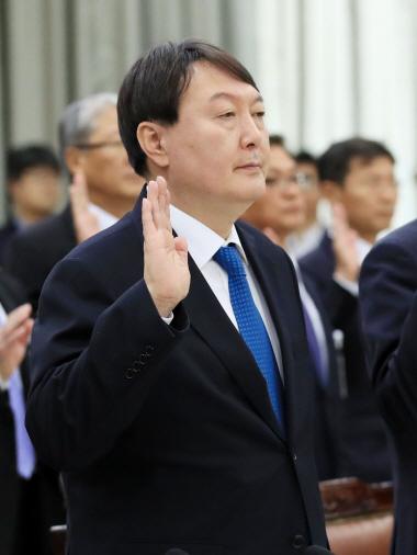 윤석열 서울중앙지검장. (사진=연합뉴스)