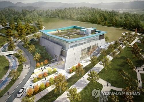 박정희 역사자료관. [연합뉴스 자료사진]