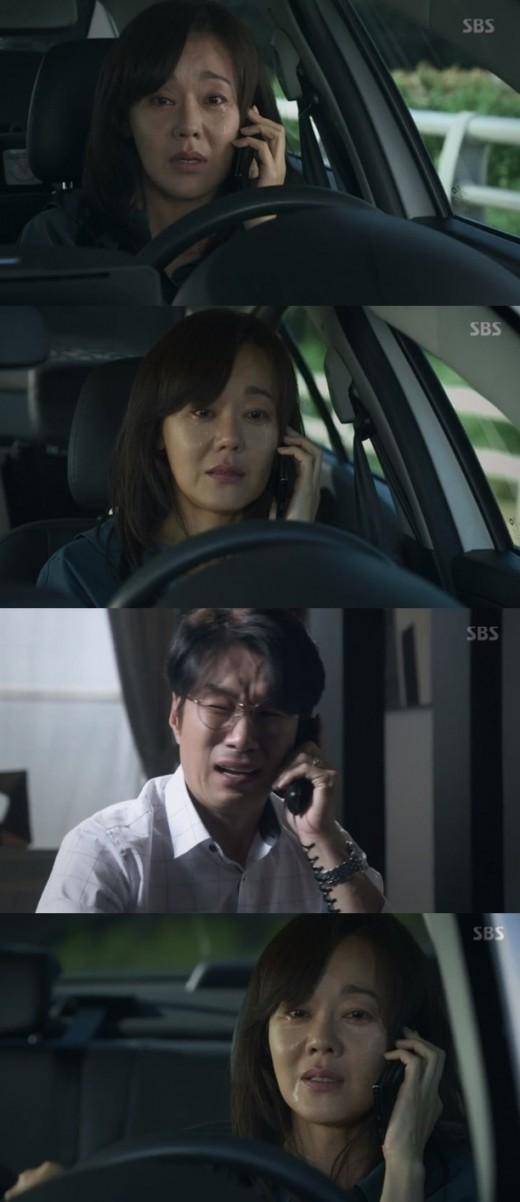 """'미스마-복수의 여신' 탈옥한 김윤진, """"난 죄 없다. 딸 죽이지 않았다"""""""