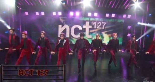 NCT 127 '지미 키멜 라이브' 출연, 美 ABC 간판 프로그램 '쾌거'