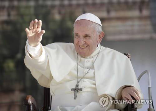 프란치스코 교황 [연합뉴스 자료사진]