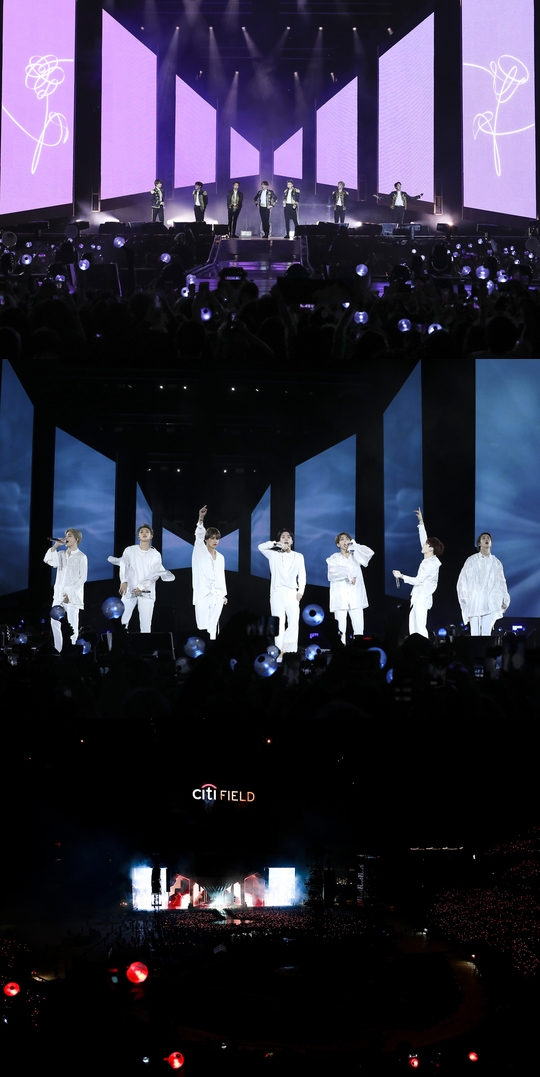 <p>The North American tour is the last, but the AT & T Stadium is the start, and Ill leave it to you next year.</p><p>Group Dark & amp; Wild (RM, Jean, Sugar, JH Hop, Ji Min, Vu, JungKook) Member Suga is a fan of the concert at the Drama City Field (Citi Field) in New York on October 7. Through this Drama City field performance as part of the global tour Love Your Self, Dark & amp; Wild touts the AT & amp; T Stadium tour in 2019, raising fans expectations.</p><p>▲ AT & amp; T Stadium tour was possible because of the step-by-step growth</p><p>The AT & amp; T Stadium shows performances with over 40,000 audiences, with more than 50,000 audiences. Singers who can travel around the AT & T Stadium venues around the world are a few of the worlds most popular pop stars, including Paul McCartney and Coldplay from the UK, Beyonce from America and Lady Gaga from the United States.</p><p>Dark & amp; In the case of Wild, he widened his stage to near the AT & amp; T Stadium tour. The first solo concert, held at the Yes24 Live Hall in Gwangjin-gu, Seoul, in October 2014, a year and four months after its debut, mobilized 2,000 people per synagogue and a total of 6,000 people over three days. In the following year, they held a solo concert at Olympic Hall (6,000 seats in two days) and a solo concert in SK Olympic Handball Stadium (15,000 seats in 3 days). The gymnastics arena, which has been selected as a dream stage since the days of the trainees, was achieved through a concert held in May 2016 (24,000 seats in two days). In February and December last year, the first performance (40,000 in two days) And the final concert (60,000 people in 3 days).</p><p>AT & amp; T Stadium tour already in sight</p><p>Dark & amp; Wild proved to be a powerful ticket power with some of the LOVE YOURSELF performances on the AT & amp; T Stadium scale. On August 25th and 26th, those who first entered the Olympic Stadium of Jamsil Sports Complex in Songpa-gu, Seoul met with a total of 90,000 spectators in
