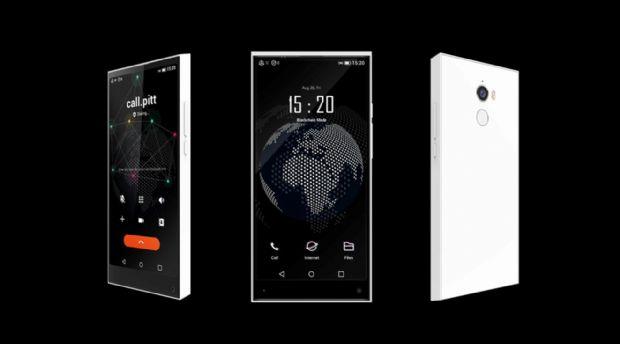 펀디엑스가 블록체인 네트워크에서 작동하는 스마트폰을 개발했다.
