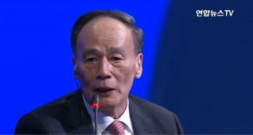 '판빙빙과 성관계 스캔들' 왕치산 누구? 시진핑 오른팔+올해 70세 [MD차이나]