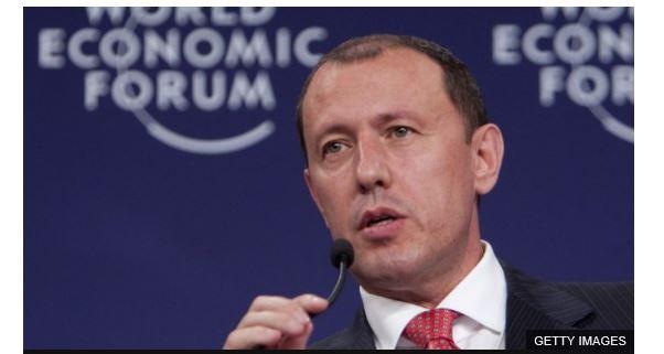 아제르바이잔 국영은행 행장을 지낸 자항기르 하지예프.AFP 자료사진