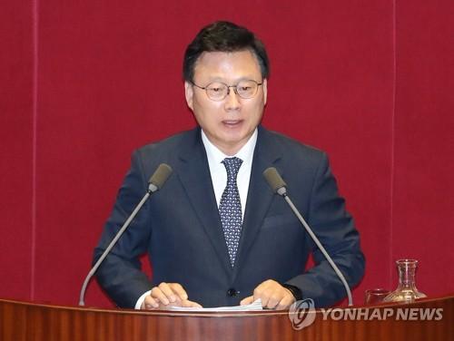 박광온 의원 [연합뉴스 자료사진]