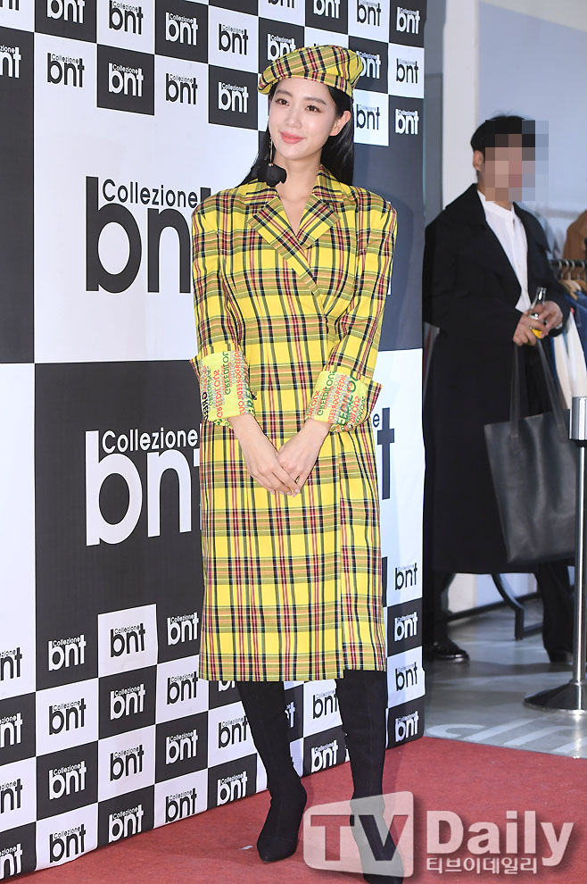 <p>Actress Clara is attending fashion brand Chugai Travel held at Lotte Department Store in Sogong-dong, Jung-gu, Seoul on the afternoon of the 12th.</p><p>Fashion Brands Chugai Travel</p>