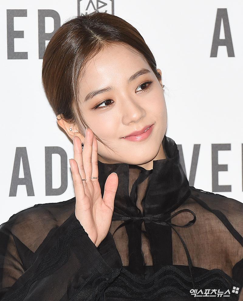[엑's HD포토] 블랙핑크 지수 '새침한 미소'