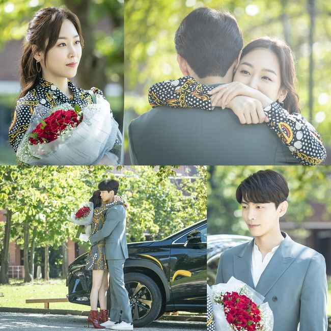 <p>Beauty Inside Seo Hyun-jin and Lee Min Kis public dating scene was caught.</p><p>On the 15th, JTBC monthly drama Beauty Inside directed by Seo Hyun-jin Dany Boon, who shows more romantic love than her lover, Lee Min Ki (Dany Boon) s steal cut is revealed to raise the leap index.</p><p>Seo Hyun-jin Dany Boon and Lee Min Ki Dany Boon finally started unpredictable romance in the last broadcast. Beginning with a fateful encounter, the two became thorough business relations, holding each others weaknesses, and even fought a tight battle. The moment of the crisis, the role of helping each other in the world and the appearance of ashes caused a strange sense of tension in the breathtaking tension. Two people share the secrets of each other and write a secret contract.</p><p>It turns out that the romantic moment of the two people in the open photos captivates the eye as the curiosity about the change of the relationship with the world is suddenly amplified. At first, the soft smile of ash induces the heartbeat even though it has a blunt face. He has always been chic, and he has a fatal smile in front of a poisonous world. Such a world that looks at ash also can not hide its pounding mind. Even though it is an open place, it keeps a bouquet of flowers and spreads to the bosom of the ashes. Two romantic hugs of pictures stimulate love cells. The sweet world of the world also makes you forget about the relationship between two people who seem to be a love like a contract.</p><p>In the 5th broadcast on the 15th (today), the public dating that started the contract dating and the more exciting public date are displayed in the world. Love is like a work (?) Two well-behaved scenes will be created as a couple of centuries will be born. It seems to be the act of two people who are caught up in unpredictable things and become lovers.</p><p>The production team of Beauty Inside said, It has come to an end in unpredictable romance. The two people who became official lovers in Josiji 