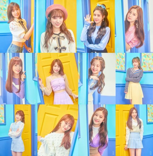 Image result for IZONE