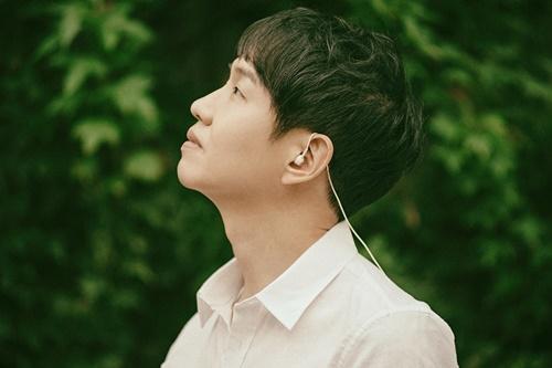 전승우가 새 앨범 `웨이 홈`을 발매했다. 사진=뉴런뮤직 제공