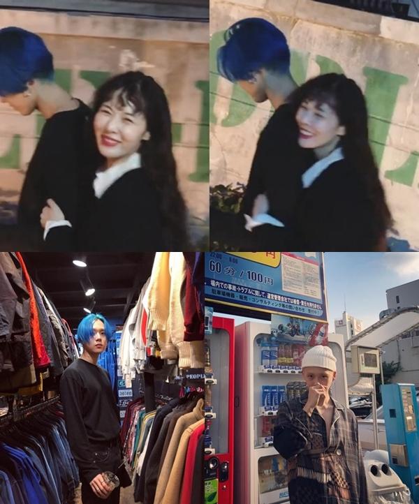 현아, 계약해지 후 ♥이던과 럽스타그램 '여전히 '달달'