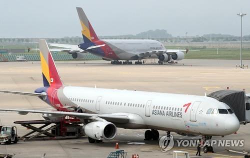 인천發 시카고行 아시아나항공 기내서 70대 심장마비死