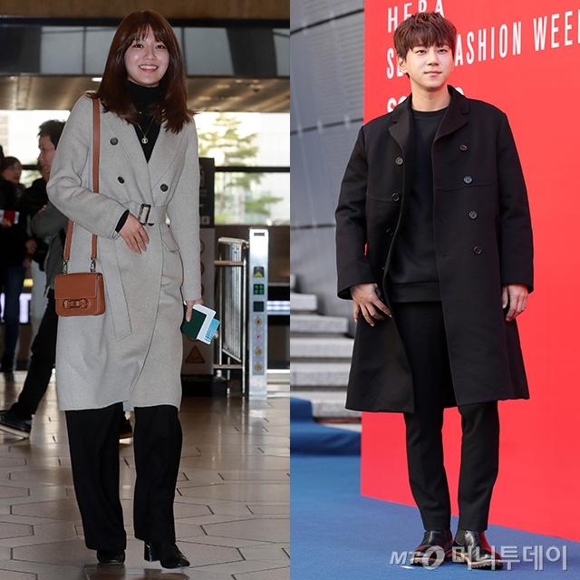 가수 겸 배우 수영(왼쪽)과 가수 황치열/사진=머니투데이DB