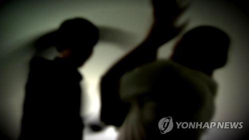 폭행장면 [연합뉴스TV 캡처]