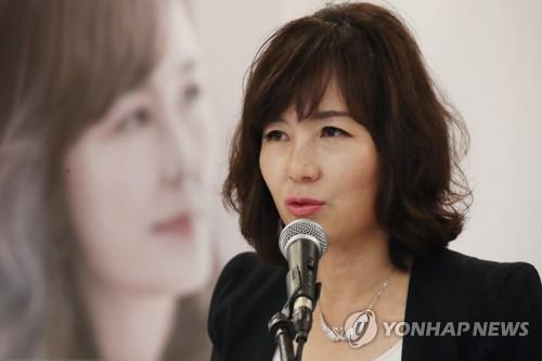 공지영 작가 [연합뉴스 자료사진]