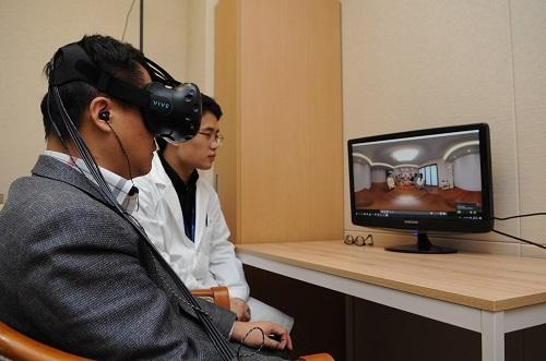 삼성서울병원-한국과학기술연구원이 공동개발한 치매진단 드라마는 방법이 간단하고 민감도가 95%에 달하는 정확한 검사법이다.