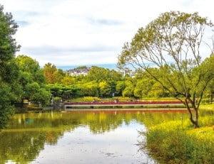 서울숲 습지생태원
