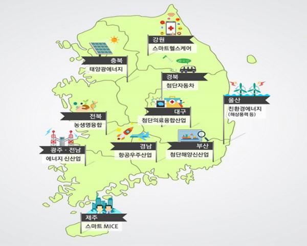 정부가 지난 10월 26일 발표한 혁신도시 맞춤형 종합발전계획. /국토교통부