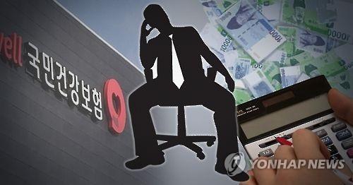 건강보험료 내년 3.49% 인상(PG) [제작 최자윤] 일러스트