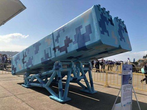 CM-401 대함 탄도미사일 시스템 [중국 글로벌타임스 캡처]
