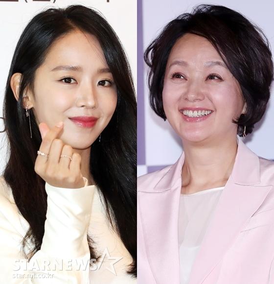 신혜선과 배종옥이 영화 '결백'으로 호흡을 맞춘다/사진=머니투데이 스타뉴스
