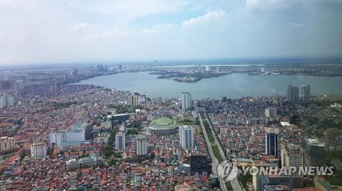 베트남 하노이 전경 [연합뉴스 자료 사진]