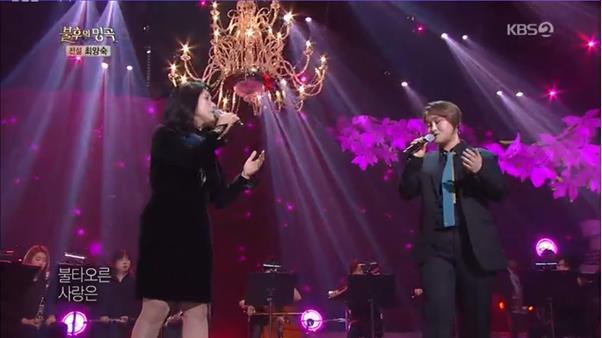 영지의 어머니 유수현(왼쪽) 씨와 영지. 방송 캡처