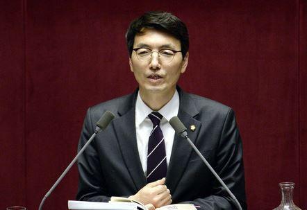 서기호 전 정의당 의원. 한국일보 자료사진
