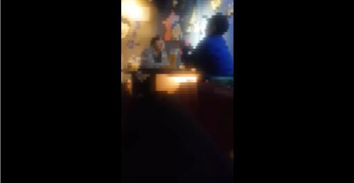 '이수역 폭행사건'과 관련한욕설 영상 캡처본