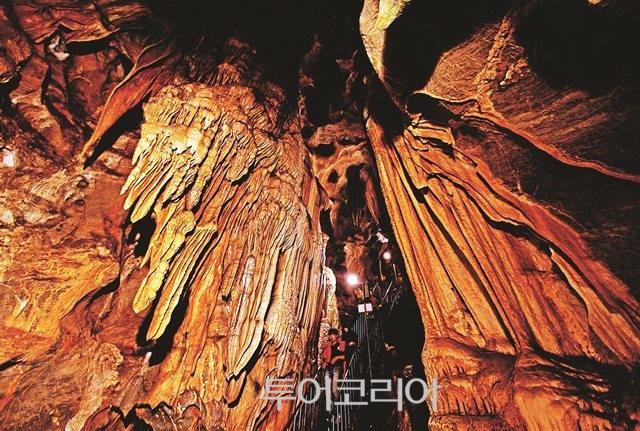 ▲ 고수동굴