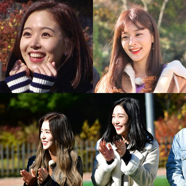 <p>Kang Han Na and Yeti like Kim Jong Kook school Samshan or Legend to create a video.</p><p>11 December 18 broadcast of SBS 'Running Man'actress Kang Han Na and set out 'Kim Jong Kook'with the name of the school Samshan challenge.</p><p>This day, Running Manactress Kang Han Na and Yeti, and Red Velvets Irene, Joy has starred in 'not even peek-a-Boo' couple races. Legend guest back in, four people not in the sense that art and charm into laughing. Especially Kang Han Na and set out that 'Kim Jong Kook' cute Samshan to eye-catching was the black with the pink on this or other Legend is born.</p><p>This 'Running Man' members 'Irene' Samshan or one scene. Especially after the 'Lin'in the sense of exerting Irenes accolades to get.</p><p>Meanwhile, the couple is selected by the Running Man Man members and composite photos to view and choose as true. With shock and amazement in itself, the members are taken throughout the laughter did not stop.</p><p>A new face with 'not even peek-a-Boo' lace those years the members of the team to get a glimpse 'You Running Man, How do you know?' Race after the broadcast.</p>