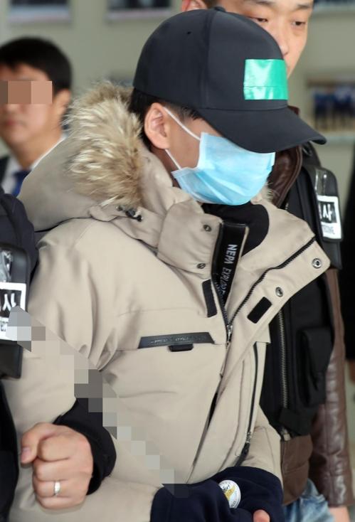 숨진 피해학생 점퍼 입은 가해학생 [연합뉴스 자료사진]