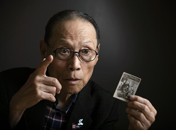 ⓒ시사IN 이명익 독립운동가 차리석의 아들 영조씨(사진)는 친일파가 득세하는 모습을 보며 '꿈에 그리던 조국이 아니었다'고 말했다.