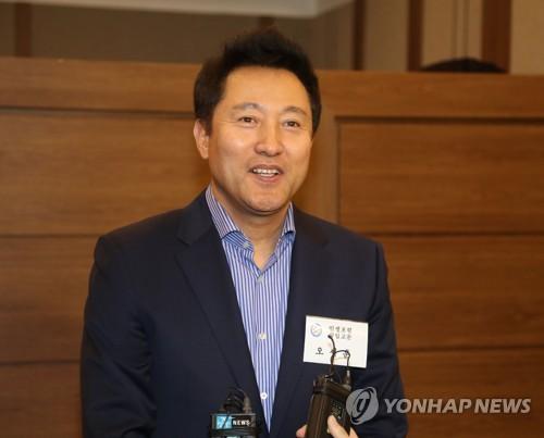 오세훈 전 서울시장[자료사진]