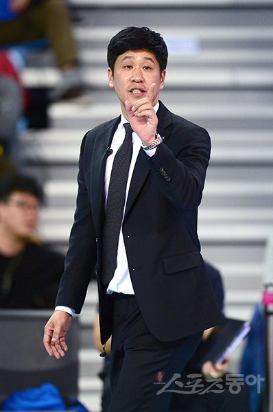김종민 감독. 스포츠동아DB